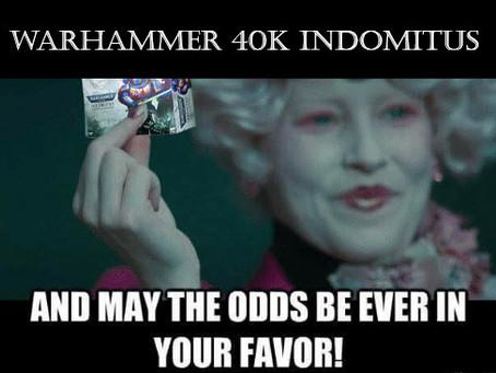 Indomitus Pre Orders Part 3 (Last one we promise)