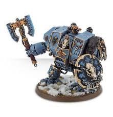 Space Wolves Venerable Dreadnought WT