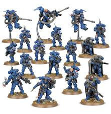Start Collecting! Vanguard Space Marines WT