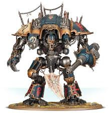 Chaos Knights: Knight Desecrator WT