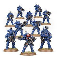 Space Marine Primaris Infiltrators WT