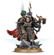 Chaos Space Marines Terminator Lord WT