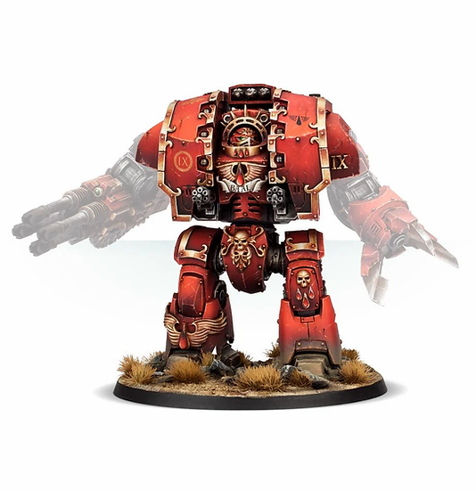 Forgeworld:Blood Angels Leviathan Dreadnought