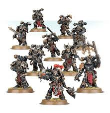 Chaos Space Marines WT