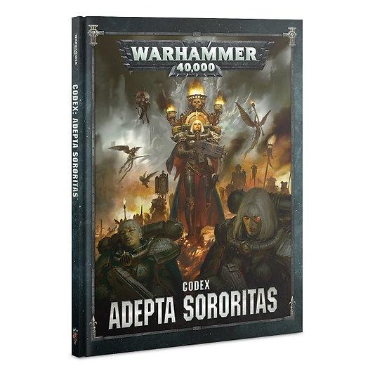 Codex: Adepta Sororitas (HB) (ENG) WT