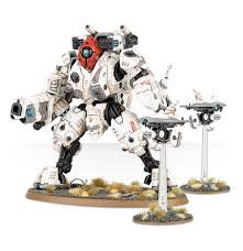 T'au Empire XV95 Ghostkeel Battlesuit WT