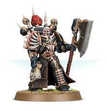 Chaos Space Marines Master of Executions WT