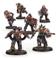 Necromunda: Goliath Stimmers and Forge-born (WT)