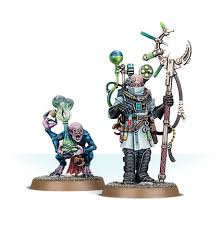 Genestealer Cults: Biophagus WT