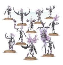 Daemons of Slaanesh: Daemonettes WT