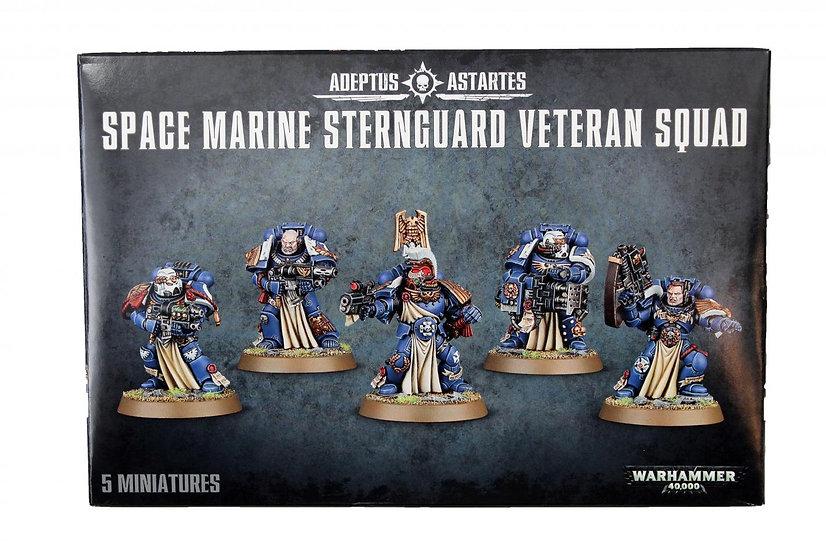 Space Marine Sternguard Veteran Squad WT