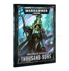 Codex: Thousand Sons (HB) (ENG) WT