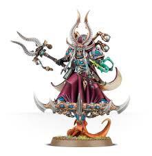Ahriman Arch Sorcerer of Tzeentch WT