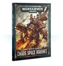 Codex: Chaos Space Marines (New) WT