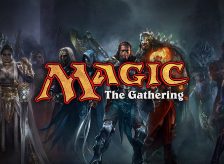 Magic the Gathering, the end of the Indomitus saga and whats coming next.