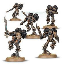 Chaos Space Marines Raptors WT