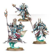 Thousand Sons Exalted Sorcerers WT