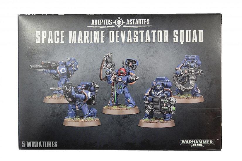 Space Marine Devastator Squad WT