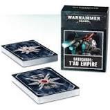 Datacards: T'au Empire (ENG) WT