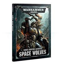 Codex: Space Wolves (HB)(English) WT