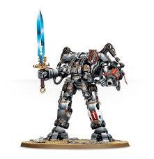 Grey Knights Nemesis Dreadknight WT