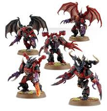 Chaos Space Marines Possessed WT