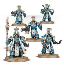Thousand Sons Scarab Occult Terminators WT