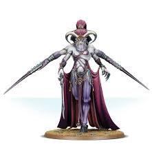 Daemons of Slaanesh: Keeper of Secrets WT