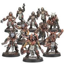 Necromunda: Corpse Grinder Cult (WT)