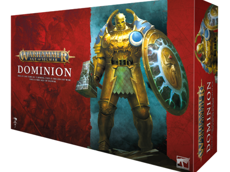 New Shop Opening Date and Dominion Release