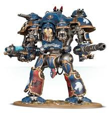Imperial Knights: Knight Castellan WT