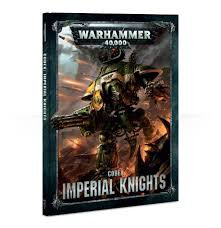 Codex: Imperial Knights (HB) (ENG) WT
