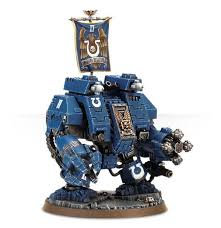 Space Marine Ironclad Dreadnought WT