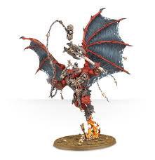 Daemons of Khorne: Bloodthirster WT