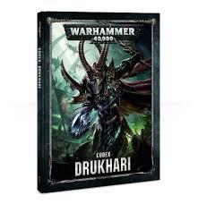Codex: Drukhari (HB) (ENG) WT