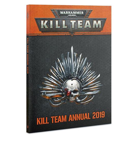 Kill team: Annual 2019