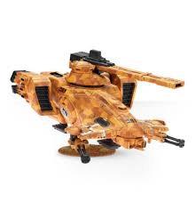 T'au Empire Hammerhead Gunship WT