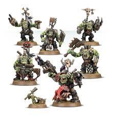 Ork Warboss Grukk's Boss Mob WT