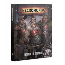 Necromunda: House of Chains (English) (WT)