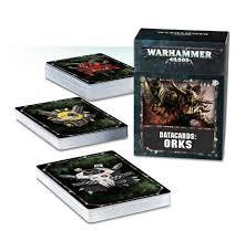 Datacards: Orks (ENG) WT