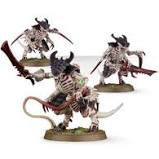 Tyranid Warriors WT