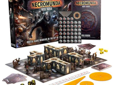 Necromunda: Hive War Pre Order Tokens