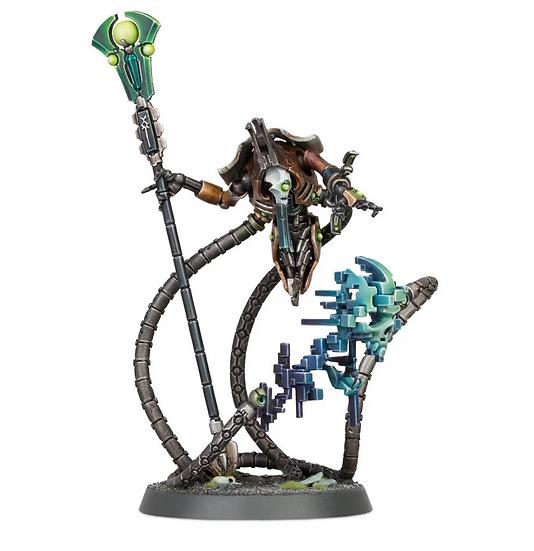 Necron Psychomancer