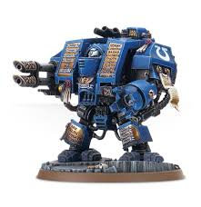 Space Marine Venerable Dreadnought WT