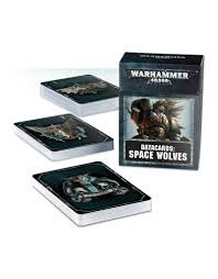 Datacards: Space Wolves (English) WT