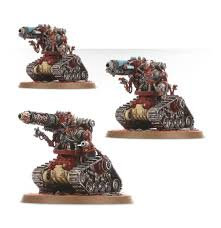 Adeptus Mechanicus Kataphron Battle Servitors Destroyers WT