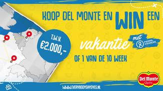 Youtube campagne - Del Monte