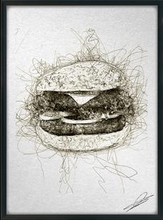 Onstuimige honger - Burger