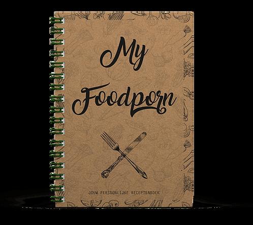 My Foodporn, jouw persoonlijke receptenboek