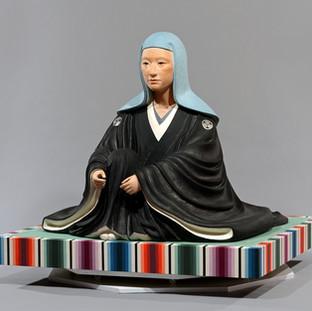 崇源院坐像(江姫)